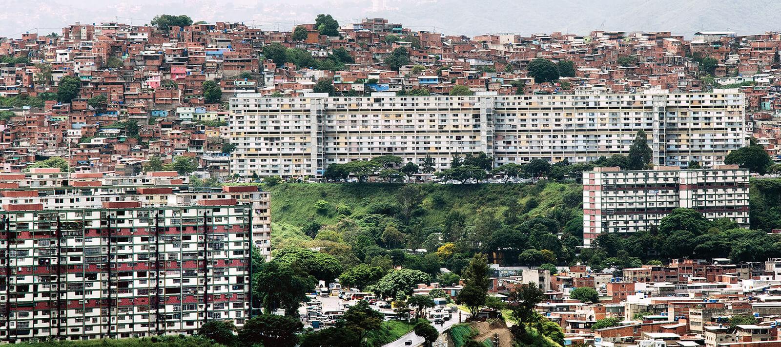 Comunidad 23 de Enero | Caracas del valle al mar